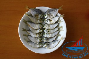 Dried butter fish